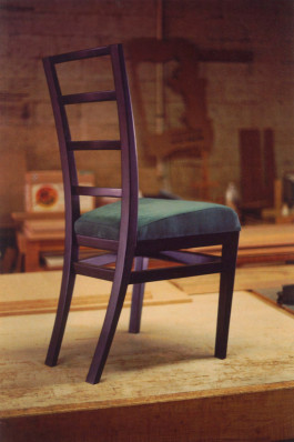 Wood Smith chair